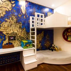 Kids room :  Nursery/kid's room by NVT Quality Build solution