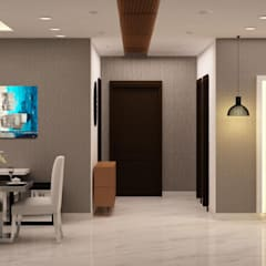 Doors by homify, Asian