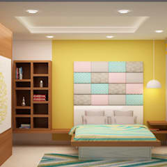 Nursery/kid's room by NVT Quality Build solution