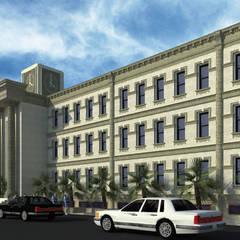 مدارس تنفيذ Samadhan Architects