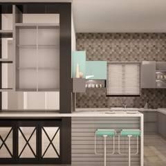 Bellezea :  Kitchen by NVT Quality Build solution