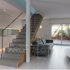 Stairs by FPM Arquitectura