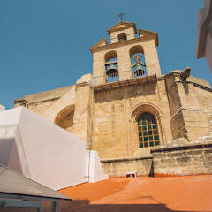 Teras atap by MALBArquitectos