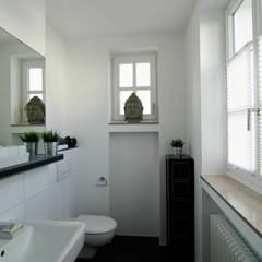 Bad:  Badezimmer von schüller.innenarchitektur