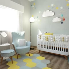 Baby room by Attitude