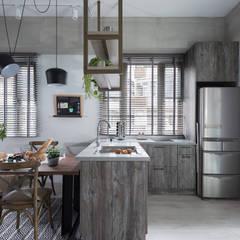 مطبخ تنفيذ 寓子設計 , إسكندينافي