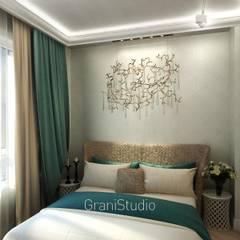 Оникс: Спальни в . Автор – GraniStudio,