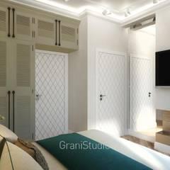 tropische Slaapkamer door GraniStudio
