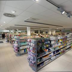 Drogeriemarkt:  Treppe von Berghaus und Michalowicz GmbH