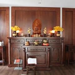 Single family home by Công ty TNHH TK XD Song Phát