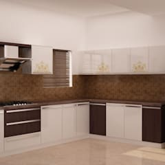 asian Kitchen by NVT Quality Build solution