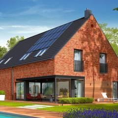 Pracownia Projektowa ARCHIPELAGが手掛けた一戸建て住宅