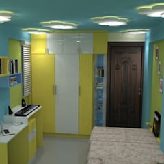 Nursery/kid's room by DECOR DREAMS