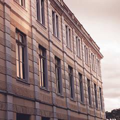 Fachada Hoepcke Premier - Foto para livro institucional 130 anos Hoepcke: Pavimentos  por Roger Engelmann  Fotografia