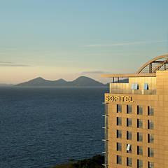Sofitel Hotel Beiraram : Pavimentos  por Roger Engelmann  Fotografia