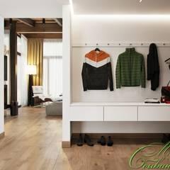 Living room by Компания архитекторов Латышевых 'Мечты сбываются'