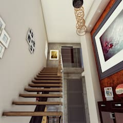 Stairs by Módulo 3 arquitectura