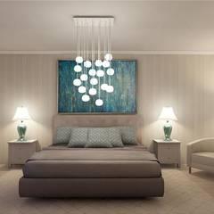 minimalistic Bedroom by 'Design studio S-8'