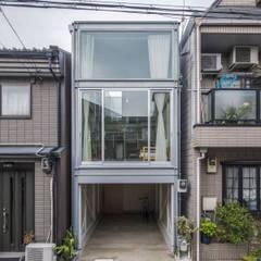 『』の家: 山本嘉寛建蓄設計事務所 YYAAが手掛けた家です。