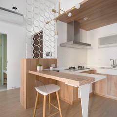 آشپزخانه by 磨設計
