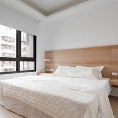 غرفة نوم تنفيذ 磨設計,