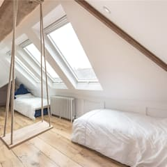 Gable roof by House Renovation London Ltd