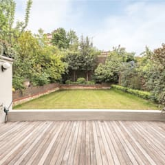 Jardin avant de style  par House Renovation London Ltd