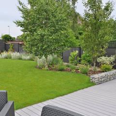 Jardin Chic et Familial: Jardin zen de style  par  Sophie Durin | Empreinte Paysagère