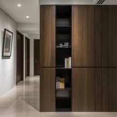 Tường by 橡樹設計Oak Design