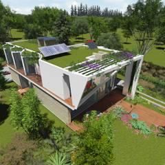 Sinapsis Estudio:  tarz Kır evi