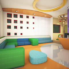 Kidzee School Karnal:  Schools by Rhomboid Designs