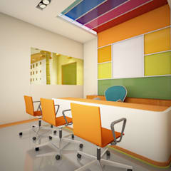 Counselors Room:  Schools by Rhomboid Designs