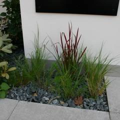 Außenbereich Feinkost Müller Dresden Weißer Hirsch:  Gastronomie von Hansel Garten- und Landschaftsbau GmbH