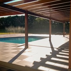 Traçado Estúdioが手掛けた家庭用プール