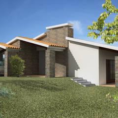 منزل ريفي تنفيذ Pedro de Almeida Carvalho, Arquitecto, Lda