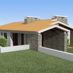Pedro de Almeida Carvalho, Arquitecto, Ldaが手掛けた別荘