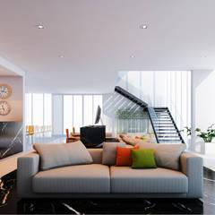 Lobby - Recepção: Hotéis  por Marcos Assmar Arquitetura | Paisagismo