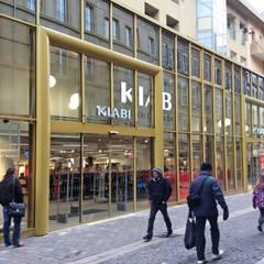 KIABI_METZ: Centres commerciaux de style  par AVANTPROPOS