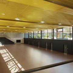 COLLEGE LILLE QUARTIER MOULINS: Ecoles de style  par AVANTPROPOS