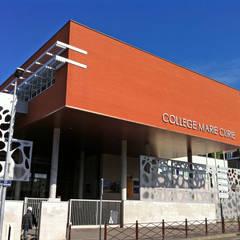 COLLEGE DE TOURCOING: Ecoles de style  par AVANTPROPOS