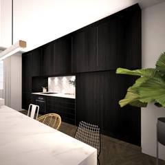 Appartement Elzévir. : Salon de style de style Minimaliste par Yanna Williams