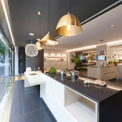 Commercial Spaces by Arkin