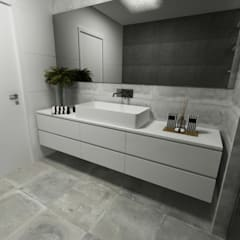 Casas de banho - Smile Bath: Casas de banho  por Smile Bath S.A.