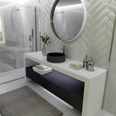 Baños de estilo  por Smile Bath S.A.