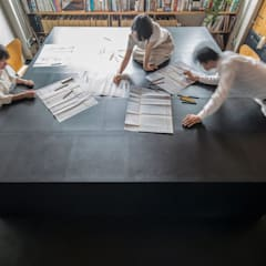 Katamari の 山本嘉寛建築設計事務所 YYAA ミニマル プラスティック