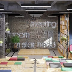 Offices & stores by Art-i-Chok