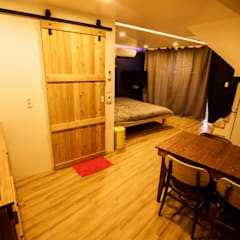3번방 거실: 쉬폰의  거실