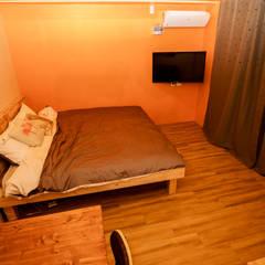 테쉬폰 펜션&카페: 쉬폰의  침실