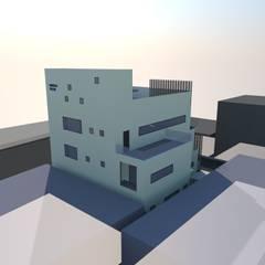 Krankenhäuser von 루아건축사사무소