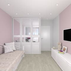 Nursery/kid's room by ARTWAY центр профессиональных дизайнеров и строителей